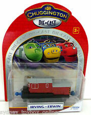 Chuggington Die-Cast Irving DISCOUNTED