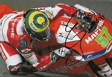 Eric Granado Moto3 Firmado Kalex Ktm Foto 5x7.5 2013 7.