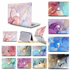 """Marble MacBook Pro 11"""" 12"""" 13"""" 15"""" 16 Inch Protective Cover Case Matte Hard Case"""