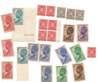 Lot timbres Cote d Ivoire AOF neuf * + 12 obliteres
