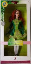 Irish Dance Barbie Doll (Festivals Of The World) (New)