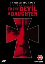 To The Devil A Daughter (1976), HAMMER HORROR, Christopher Lee, DVD