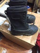 "LaCrosse Ice Man 10"" Black Winter Pac Boots - 600008 Sz 8 medium"