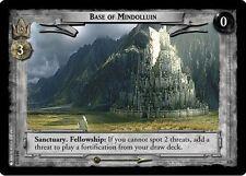 LoTR TCG Mount Doom Base Of Mindolluin FOIL 10U117