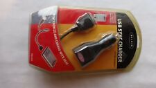 Belkin USB Car Charger Sync Cable for Toshiba e310 e740 handhelds F9A1000