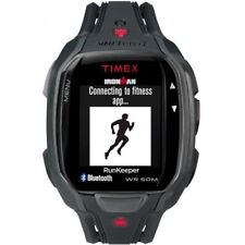 Timex TW5K84600 Ironman Men's Black Resin Band With Black Digital Dial Watch NWT