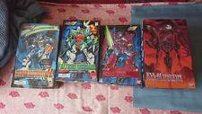 Lot figurine maquette Kit Evangelion Gundamn Anime Manga Vintage