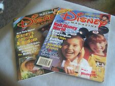 Spring & Summer (Collector Issue) 1998 Disney Magazine 96 Pages