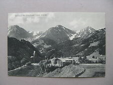 AUSTRIA, PPC (card Schattwald, Tirol) to Germany 1910