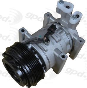 A/C Compressor-New Global 6512978 fits 11-13 Subaru Forester 2.5L-H4