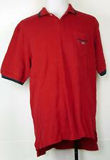 Polo Sport by Ralph Lauren Red Flag Logo Cotton Pique S/S Pocket Polo Shirt XXL