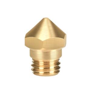 MK10 Brass Nozzle's SET OF 5