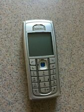 Nokia 6230i - Silver (Unlocked) Mobile Phone