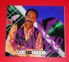 Freddie Roulette-Man of Steel (Package numérique) -- CD/BLUES