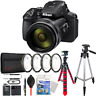 Nikon COOLPIX P900 Digital Camera with 83x Optical , WiFi enabled + Accessories