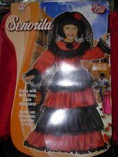 CARNEVALE COSTUME SENORITA  3-4 ANNI