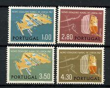 Portugal 1967 SG#1322-5 Lisnave Shipyard MNH Set #A60702