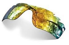 Lentes SURE de Recambio Polarizada para Oakley Radarlock Ventilada Fire Iridium