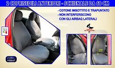 Coprisedili Renault Modus 2012> auto set Schienali copri sedili universali kit