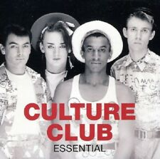 Culture Club Essential CD NEW SEALED Do You Really Want To Hurt Me/Victims/Time+