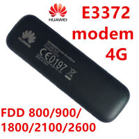 Huawei E3372h-153 Unlocked 4g LTE USB WiFi Router Car Mobile Broadband Modem