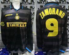 Maglia/Shirt/Camiseta Inter Milan Zamorano Uefa 98 dell'Umbro