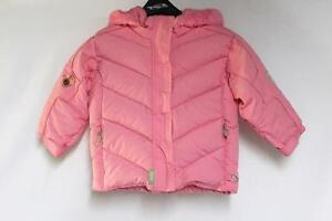Obermeyer Girls Pink Starlet Snow Ski Winter Jacket Size 2 Color Pink NEW