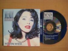 WENDY VAN WANTEN Verborgen Verdriet 2-track CD Single Card sleeve
