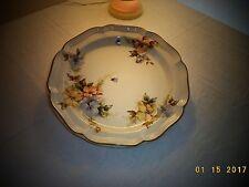 Mikasa Heritage Pansies Platter #2951 Japan