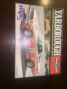 MPC Yarborough Junior Johnson Nascar Chevy Model Kit 1970's