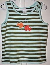 GYMBOREE STRIPED TANK TOP - Size 7
