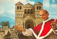 B22209 Pope Paul VI in the Holy land at Mount Tabor