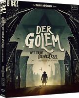 DER GOLEM THE MASTERS OF CINEMA SERIES [DVD][Region 2]