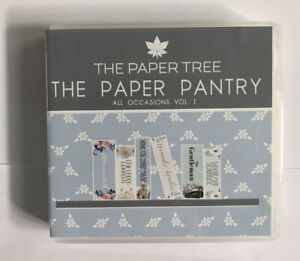 Bargain New The Paper Pantry All Occasions Volume I USB Key