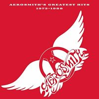 AEROSMITH - GREATEST HITS 1973-1988 CD ~ BEST OF ~ STEVEN TYLER~JOE PERRY *NEW*