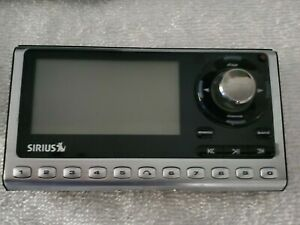 SIRIUS Sportster 4 Satellite Radio Receiver with Car Mount Working! - NO CABLES