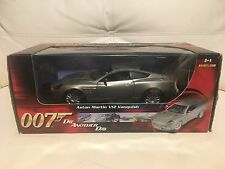 Combo ASTON MARTIN V12, JAMES BOND 007 and Jaguar Die Another Day, 1/18 Scale,