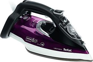 Tefal FV9788 Ultimate Anti Scale Steam Iron, 3000 W, Purple