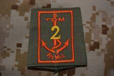 P018 passant d'épaule insigne militaire écusson armée galon militaria collection
