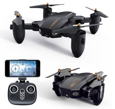 RC Drone Pro HD Camera Quadcopter WIFI Foldable Altitude Hold Kit Toy Gift Mini