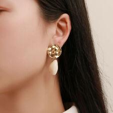 Drop Earrings Beach Holiday Jewelry Q Fashion Sea Star Conch Irregular Shell