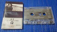 U2 **The Joshua Tree** RARE & SCARCE 1992 Mexico CASSETTE NO PROMO LP OR CD