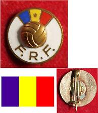 Fußball Football TOPP ANSTECKNADEL FIFA Verband FRF RUMÄNIEN ROMANIA Română