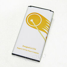 URS2GO 5970mAh Extended Slim Battery for T-Mobile Samsung Galaxy S5 SM-G900T USA