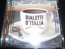 Dialetti D'italia Various Italy 2 CD – Like New