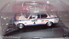 qq SPIRIT 0601302 BMW 2002 RAC RALLY 73 # 4 WALDEGAARD