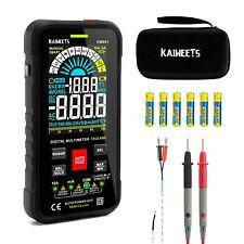 New Listingkaiweets Digital Multimeter Voltmeter Smart Electrical Tester 10000 Counts Trms