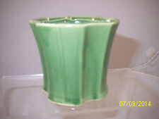 Lucky Bamboo Planter Green Ceramic Bamboo Planter 3""