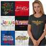 Religious Tees Pop Culture Christian T Shirts For Ladies Womens Gifts Tshirts