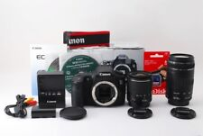 Canon EOS 60D 18.0MP 28-90/90-300mm Lens Set [Exc w/Box,8GB SD Card [jkh]